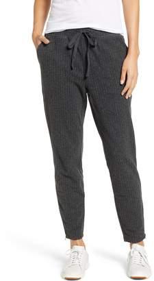 Lou & Grey Herringbone Upstate Sweatpants