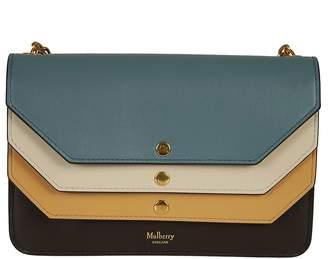Mulberry Printed Signature Shoulder Bag