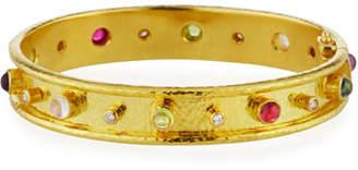055f88747 Elizabeth Locke Tutti Frutti 19k Bangle Bracelet