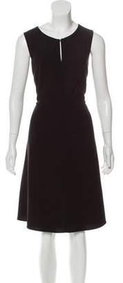Calvin Klein A-Line Sleeveless Dress