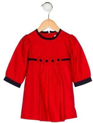 Florence Eiseman Girls' Appliqué-Accented Dress Set