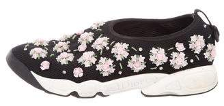 Christian Dior Embellished Fusion Sneakers