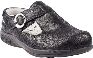 Chloé Therafit Adjustable Leather Clogs