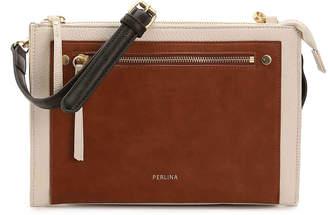 Perlina Paula Leather Crossbody Bag - Women's