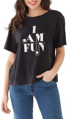 ban.do I Am Fun Boyfriend Tee