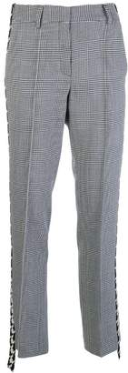 Off-White stripe detail tailored trousers