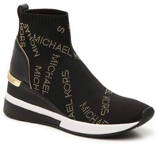 MICHAEL Michael Kors Skyler Wedge Slip-On Sneaker