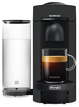 Nespresso by Delonghi by Delonghi Vertuo Plus Coffee and Espresso Single-Serve Machine - Black Matte