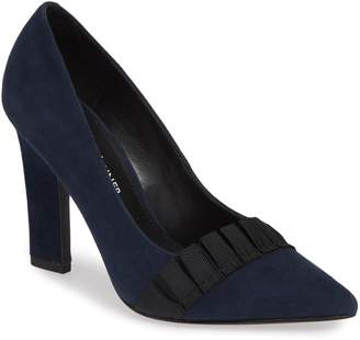Donald J Pliner Grace Ruffle Pump