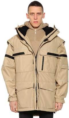 Balenciaga Gabardine Vest & Knit Sweater