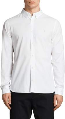 AllSaints Redondo Slim Fit Shirt
