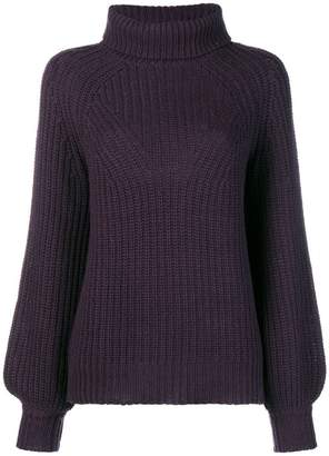 Goat Gerry roll neck sweater