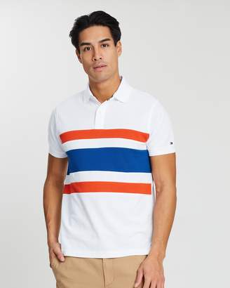Tommy Hilfiger Chest Insert Slim Polo