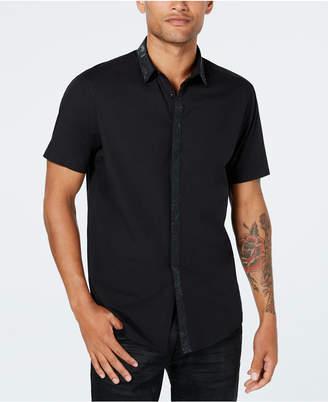 INC International Concepts Inc Men's Sateen Shirt, Created for Macy's