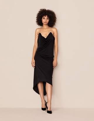 Agent Provocateur UK Kiona Dress Black