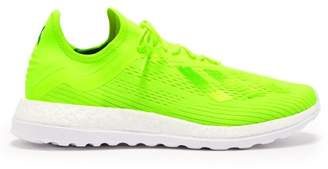 adidas X18+ Tr Low Top Trainers - Mens - Yellow