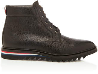 Thom Browne Leather Blucher Boot