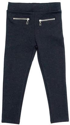 PREVIEW Slim Fit Ponte Zip Leggings