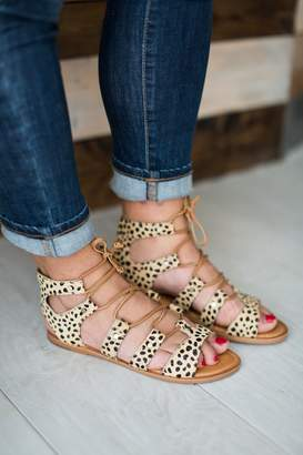 Dolce Vita Jasmyn Sandal - Leopard