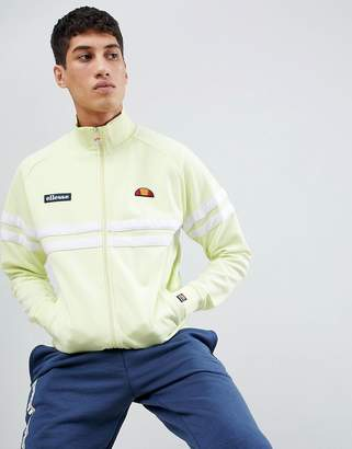 Ellesse Rimini Track Jacket In Yellow
