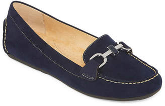 Liz Claiborne Womens Ashton Loafers