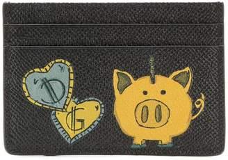 Dolce & Gabbana Piggy wallet