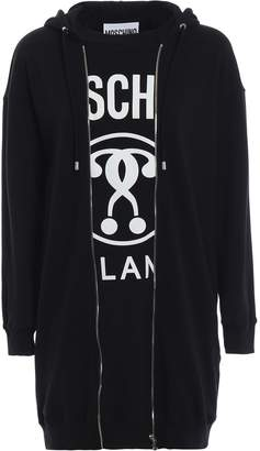 Moschino Trompe L'oeil Sweatshirt Dress