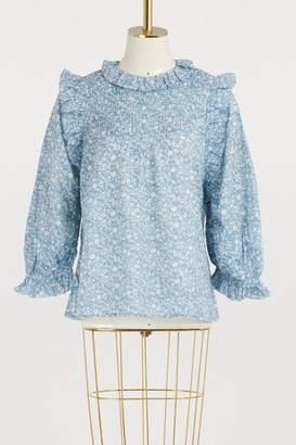 Doen Printed flowers blouse