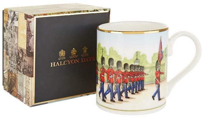 Halcyon Days Changing the Guard Mug