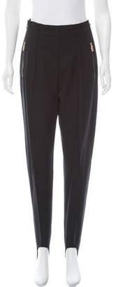 MCM High-Rise Stirrup Pants
