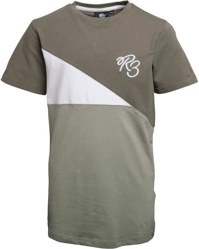 Ripstop Boys Ardvrek T-Shirt Dusty Olive