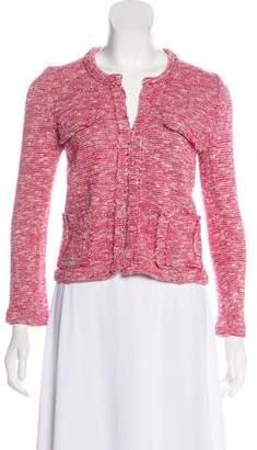 Etoile Isabel Marant Knit Long Sleeve Jacket