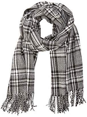 Jack and Jones NOS Men's's Jacchecked Woven Scarf Ltd Multicolour Fiery Red), One size