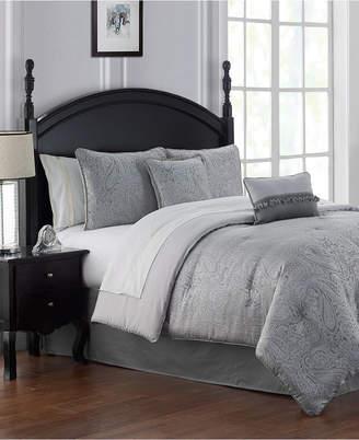 Waterford CLOSEOUT! Landon Platinum Comforter Sets