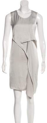 AllSaints Sleeveless Knee-Length Dress