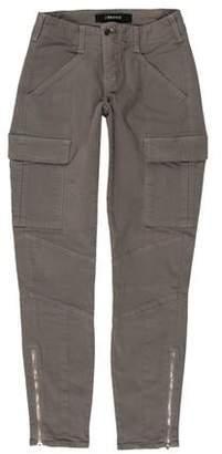 J Brand Low-Rise Pants