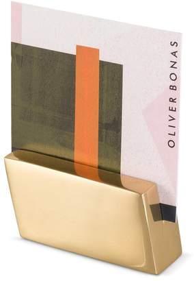 Oliver Bonas Parallelogram Metallic Photo Holder