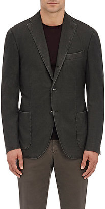 Boglioli Men's Wool Three-Button Sportcoat-Green $1,595 thestylecure.com