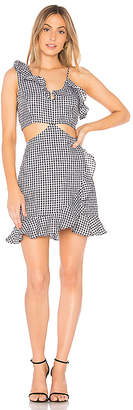 Bardot Jamie Cut Out Dress