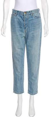 The Great High-Rise Straight-Leg Jeans w/ Tags