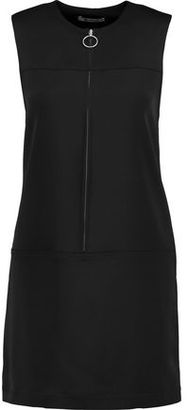 T By Alexander Wang Faille Mini Dress