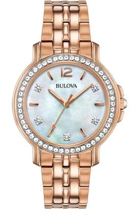 Bulova Crystal WATCH 98L243