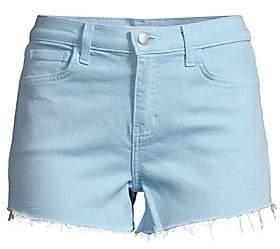 L'Agence Women's Ryland High-Rise Cut-Off Shorts