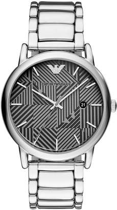Emporio Armani Men's Stainless Steel Bracelet Watch 43mm