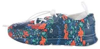 Akid Girls' Printed Low-Top Sneakers