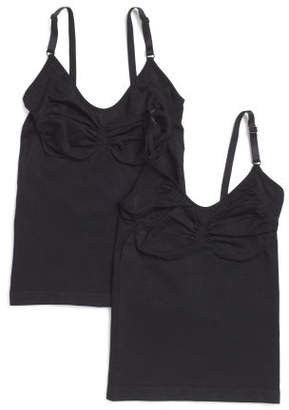 2pk Firm Control Shaping Camisoles