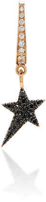 Diane Kordas Single Star Charm Earring