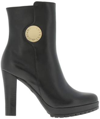 Emporio Armani Heeled Booties Shoes Women