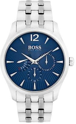 BOSS Men's Commander Multifunction Bracelet Watch, 41mm