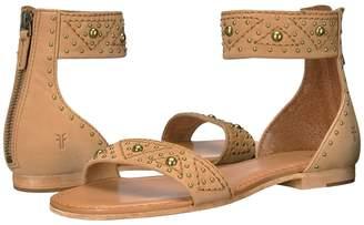 Frye Carson Deco Zip Women's Dress Sandals